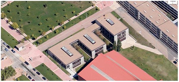 Clinica Odontológica Universidad de Salamanca